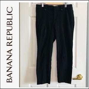 Banana Republic, Crop, Martin Fit, Ankle Length
